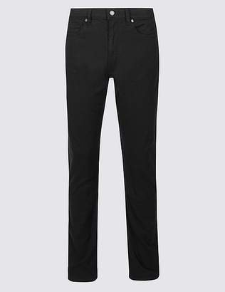 Marks and Spencer Luxury Performance Slim Fit Jeans