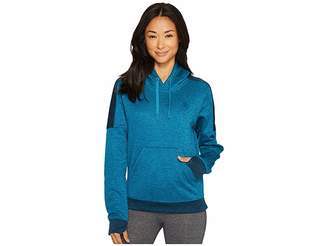 adidas Team Issue Fleece Pullover Hoodie Women's Sweatshirt