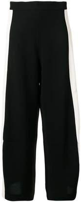 Henrik Vibskov Circle wide-leg trousers