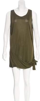 Barbara Bui Cutout Mini Dress