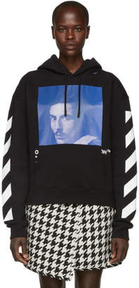 Off-White Black Diagonal Bernini Hoodie