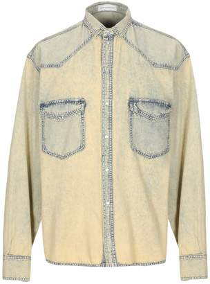 Faith Connexion Denim shirts - Item 42730075AK