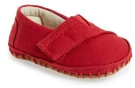 Toms Alpargata Crib Shoe