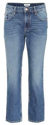 Etoile Isabel Marant Isabel Marant, Étoile Caolo cropped jeans