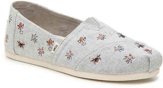 Toms Embroidered Bugs Alpargata Slip-On - Women's