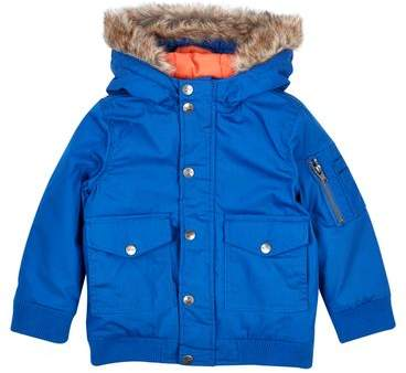 Mens **Boys Blue Padded Jacket (18 months - 6 years)