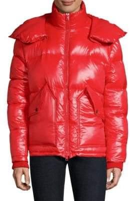 Tommy Hilfiger Edition High Shine Down Puffer Jacket