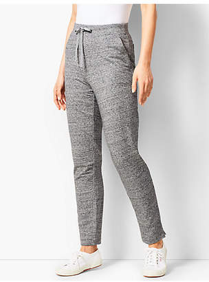 Talbots Pima Blend French Terry Jogger