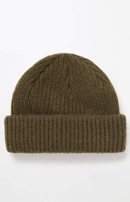 LA Hearts Fold-Over Beanie