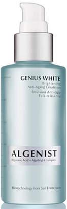 Algenist Genius White Brightening Anti-Ageing Emulsion 100ml