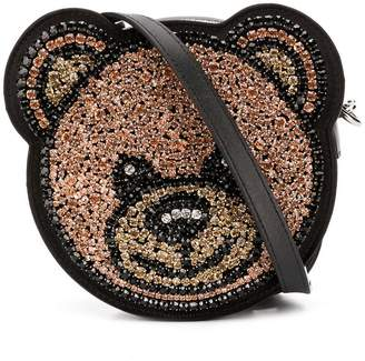 Moschino teddy bear crossbody bag