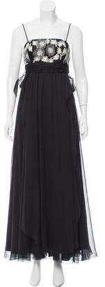 Manoush Embroidered Maxi Dress w/ Tags