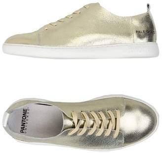 Pantone UNIVERSE FOOTWEAR NYC METALLIC LEATHER Low-tops & sneakers