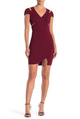 Lumier Mathilda Cutout Sheath Dress