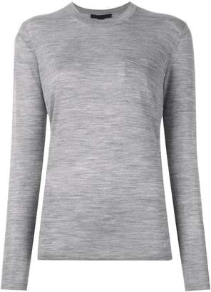 Alexander Wang crew neck sweater