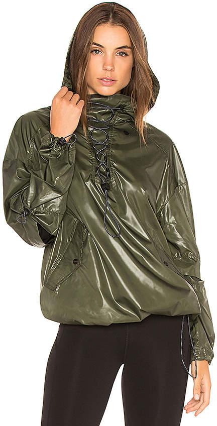 Wet Look Jacket