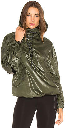 Ivy Park Wet Look Jacket