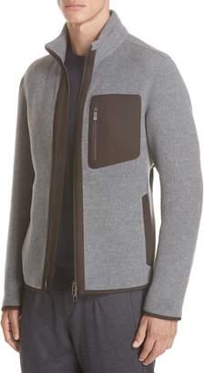Ermenegildo Zegna Wool & Cashmere Jacket