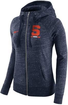 Nike Women's Syracuse Orange Gym Vintage Hoodie