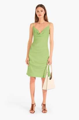 STAUD Tarte Dress | Pistachio