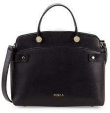 Furla Agata Leather Tote