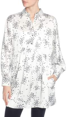 Catherine Malandrino Joelle Tunic Shirt