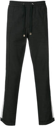 Dolce & Gabbana piped trousers