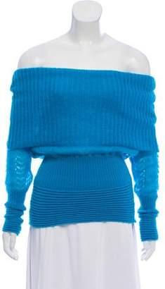 Alessandro Dell'Acqua Mohair Knit Sweater