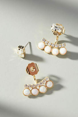 Lionette by Noa Sade Eyal Front-Back Earrings