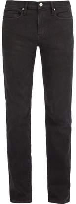 Frame L'homme Slim Leg Jeans - Mens - Dark Navy