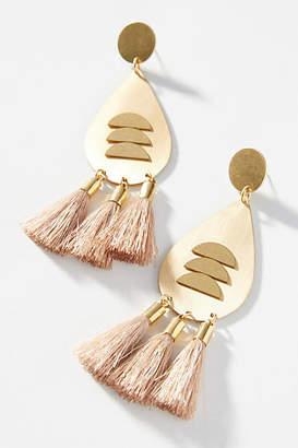 David Aubrey Therese Drop Earrings
