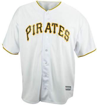Majestic Big and Tall Pittsburgh Pirates Replica Jersey