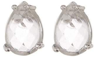 Jenny Packham Crystal Teardrop Stud Earrings