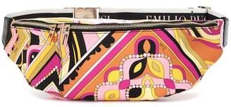 Emilio Pucci Printed belt bag