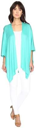 Echo Everyday Luxe Ruana Women's Short Sleeve Pullover
