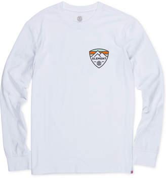 Element Men's Logo Graphic T-Shirt