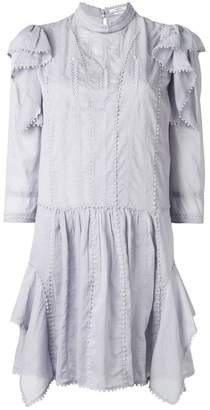 Etoile Isabel Marant alba vintage lace dress