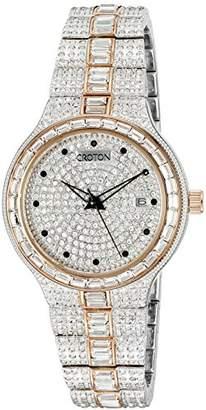 Croton Men's CN307540TTPV Analog Display Quartz Watch