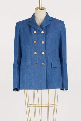 Thom Browne Denim blazer