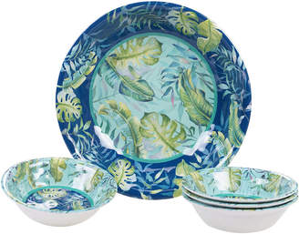 at Rue La La · Certified International Tropicana 5Pc Salad Set  sc 1 st  ShopStyle & Certified International Dinnerware - ShopStyle
