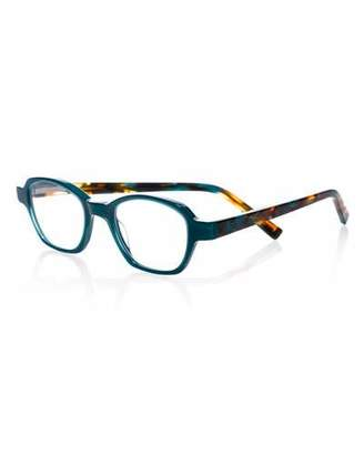Eyebobs Haute Flash Square Two-Tone Readers