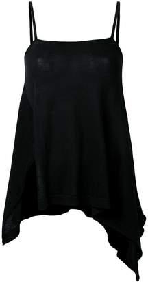 Forme D'expression asymmetric hem camisole