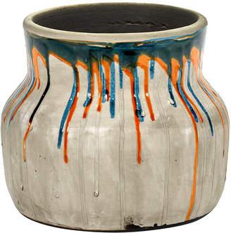 Serax - Vase/Indoor Pot - Orange/Blue