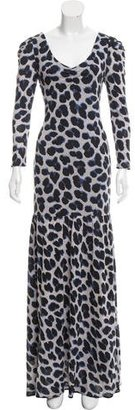 Alice by Temperley Abstract Print Maxi Dress $85 thestylecure.com