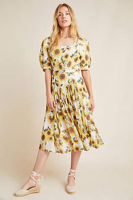 Tracy Reese Hope for Flowers by  Sunflower Midi Skirt