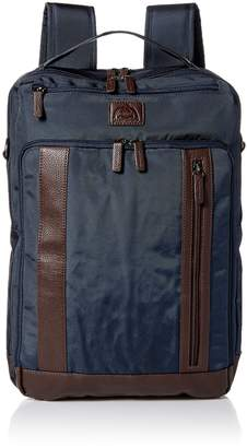 Dopp Men's Commuter Convertible Backpack with RFID Blocking Lining