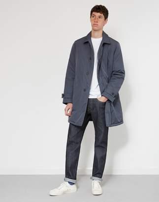 Lacoste Blouson Overcoat Grey