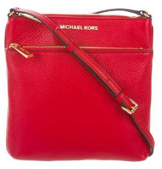 MICHAEL Michael Kors Grained Leather Crossbody Bag
