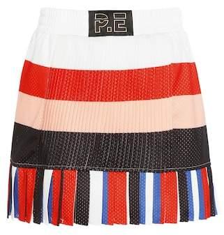 P.E Nation Heat Pleated skirt