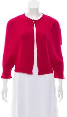 Philosophy di Lorenzo Serafini Cashmere Knit Crop Sweater